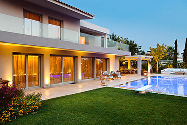 Summer residence in Saronida