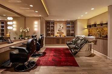 Hair Spa Salon at the Grande Bretagne Hotel