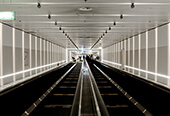 Athens International Airport, underground link
